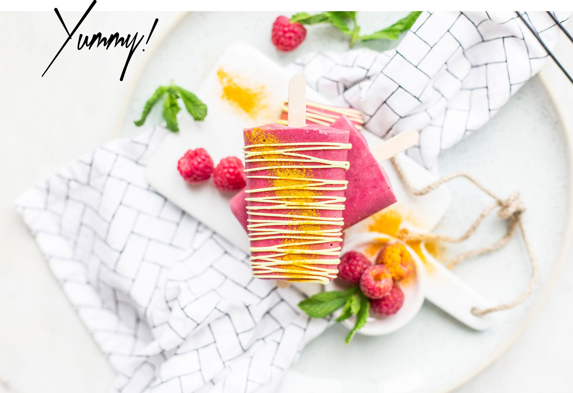 Femtastics-Rezept-Himbeer-Popsicles-weisse-Schokolade
