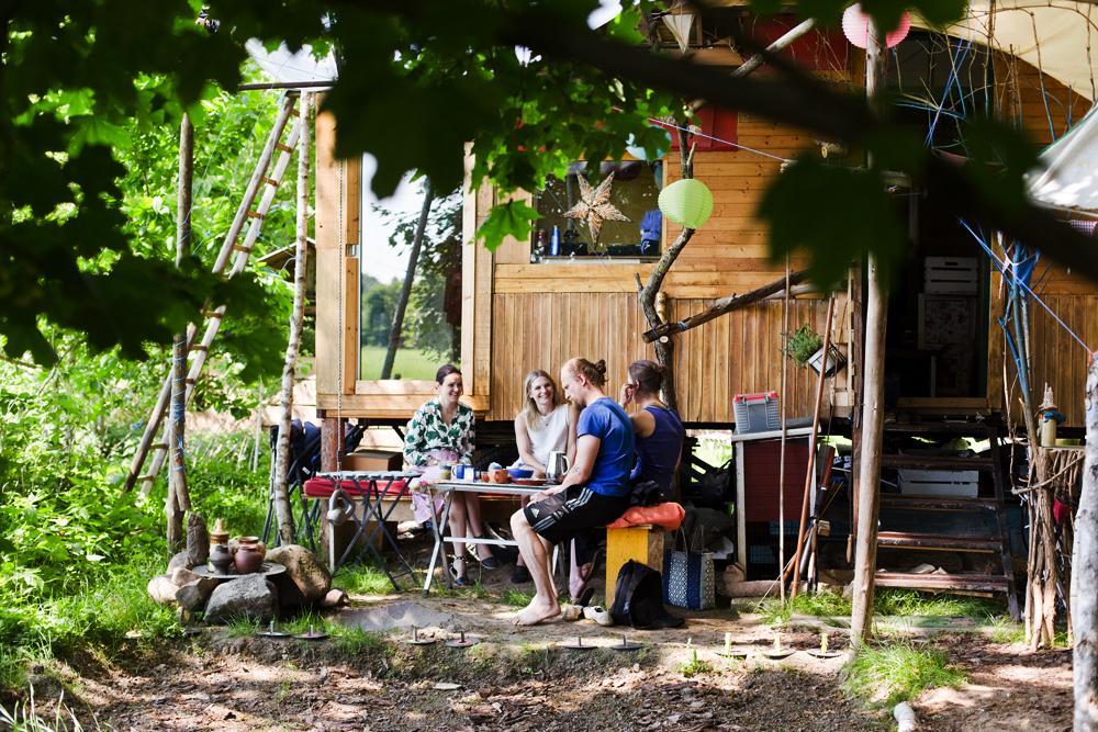 Von Der Stadtwohnung Ins Mobile Tiny House Auf Dem Land Femtastics