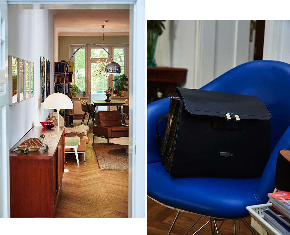 jede frau ist eine heldin sina jurina vom taschenlabel maison h ro ne femtastics. Black Bedroom Furniture Sets. Home Design Ideas