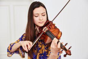 Sumina Studer erobert mit 21 als Violinistin die Welt