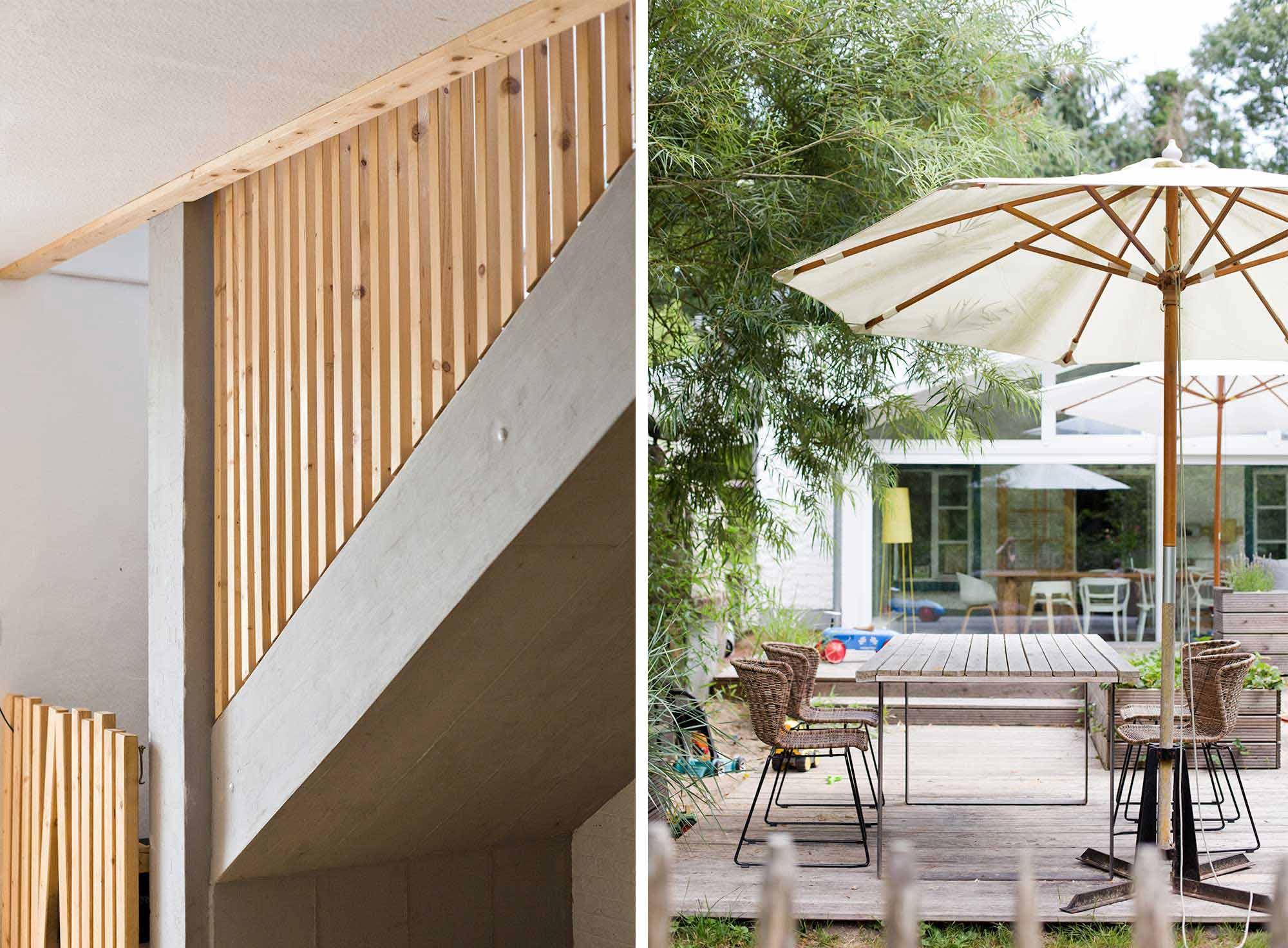 Terrasse-modern