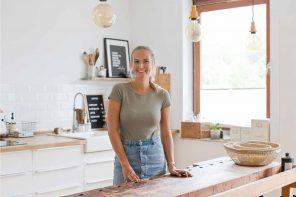 Anne Heijenga hat ihr Traumhaus selbst renoviert