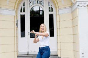 Applaus für die Selbstliebe: Green-Lifestyle-Bloggerin Charlotte Weise