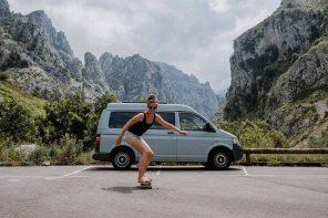 #missionfernwehstillen: Mit dem VW-Bus alleine durch Europa reisen