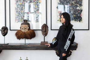 Ein Leben für die Kunst: Galeristin Anahita Sadighi