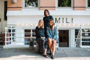 Women support Women: Einen Store mit der Familie eröffnen!