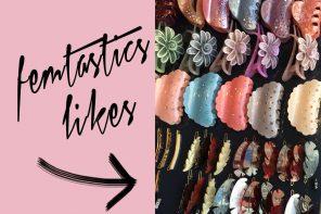 femtastics-Likes-Plastik-Haarspangen-Glitzer