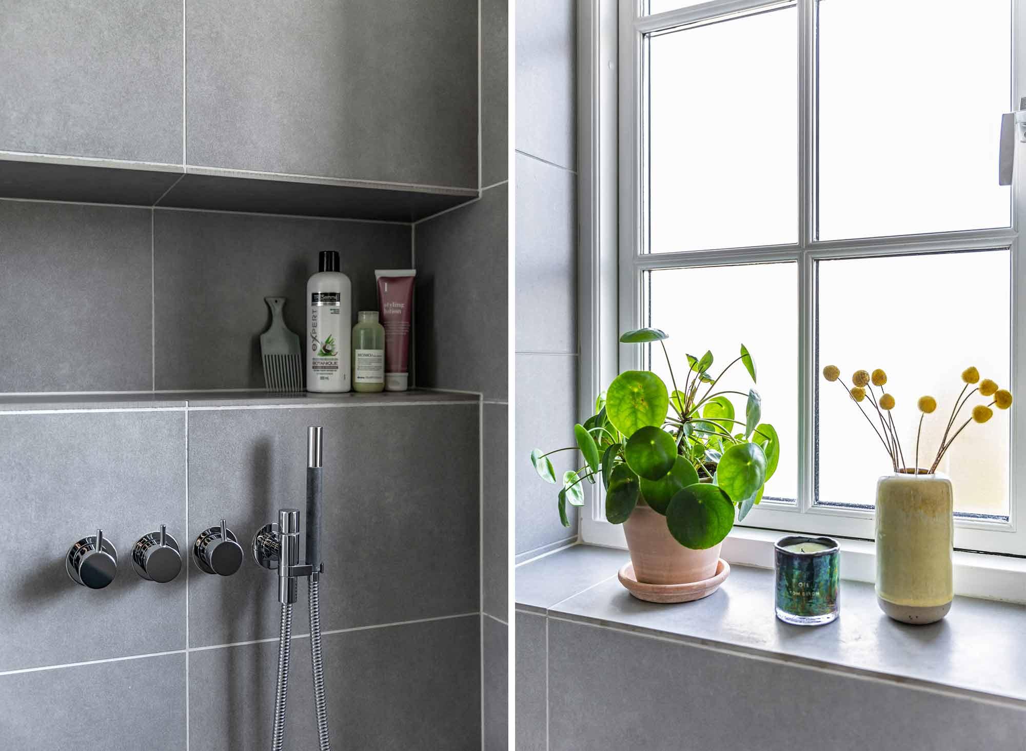 Badezimmer-skandinavisch