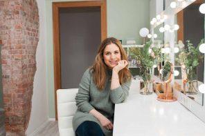 Schön von innen und außen mit Green-Make-up-Artist Lisa Scharff