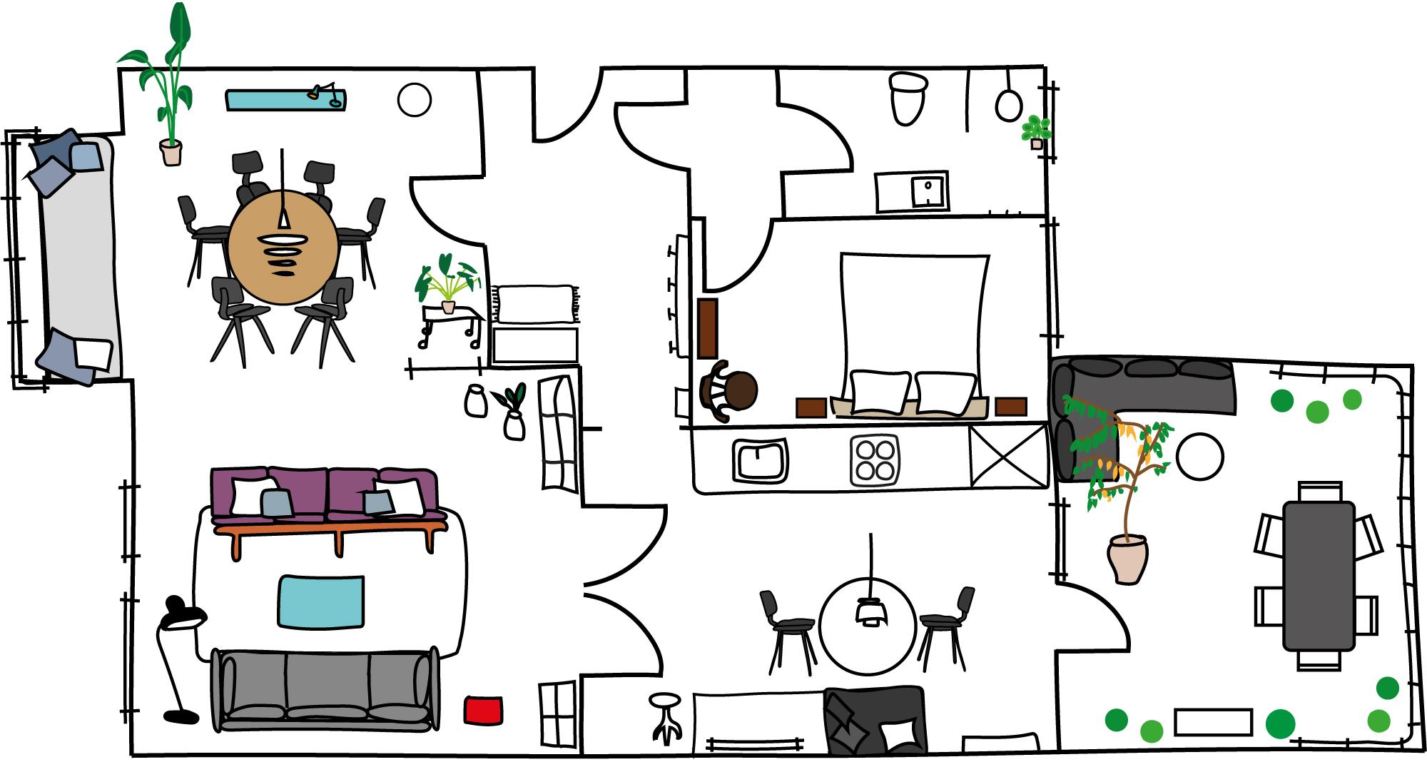 GR Illustration-FEMTASTICS-NOV-18-Sofie-THUSTHEFUSS - by StudioSophie