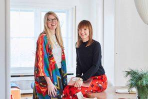 """Dieses Start-up bricht Tabus und erleichtert unser Leben: Kati und Kristine von """"ooshi"""""""