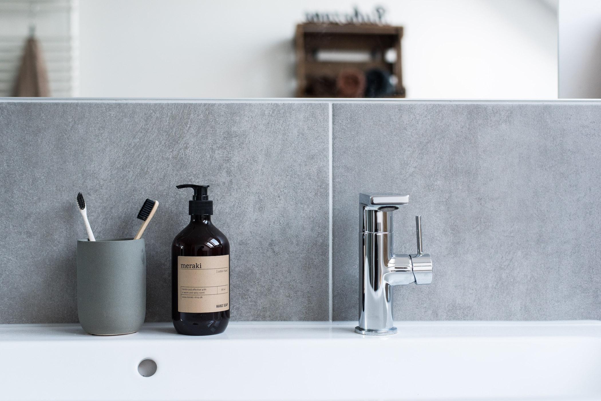 Badezimmer-skandinavisches-Design