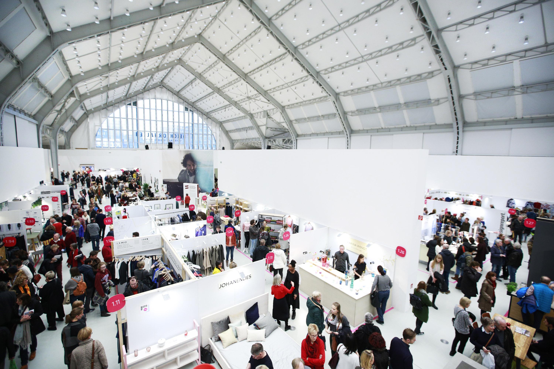Die internationale Designmesse blickfang gibt es schon seit 25 Jahren und ist somit die größte Shopping-Plattform für unabhängig produziertes Design in Europa. Credit: blickfang