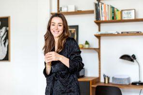 """Interior-Stylistin Doreen Schumacher: """"Beim Einrichten geht es darum, mutig zu sein."""""""