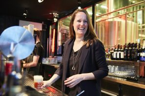 Katharina Kurz von BRLO Berlin übers Bierbrauen, Craft-Beer-Trends und neue Brauhausküche