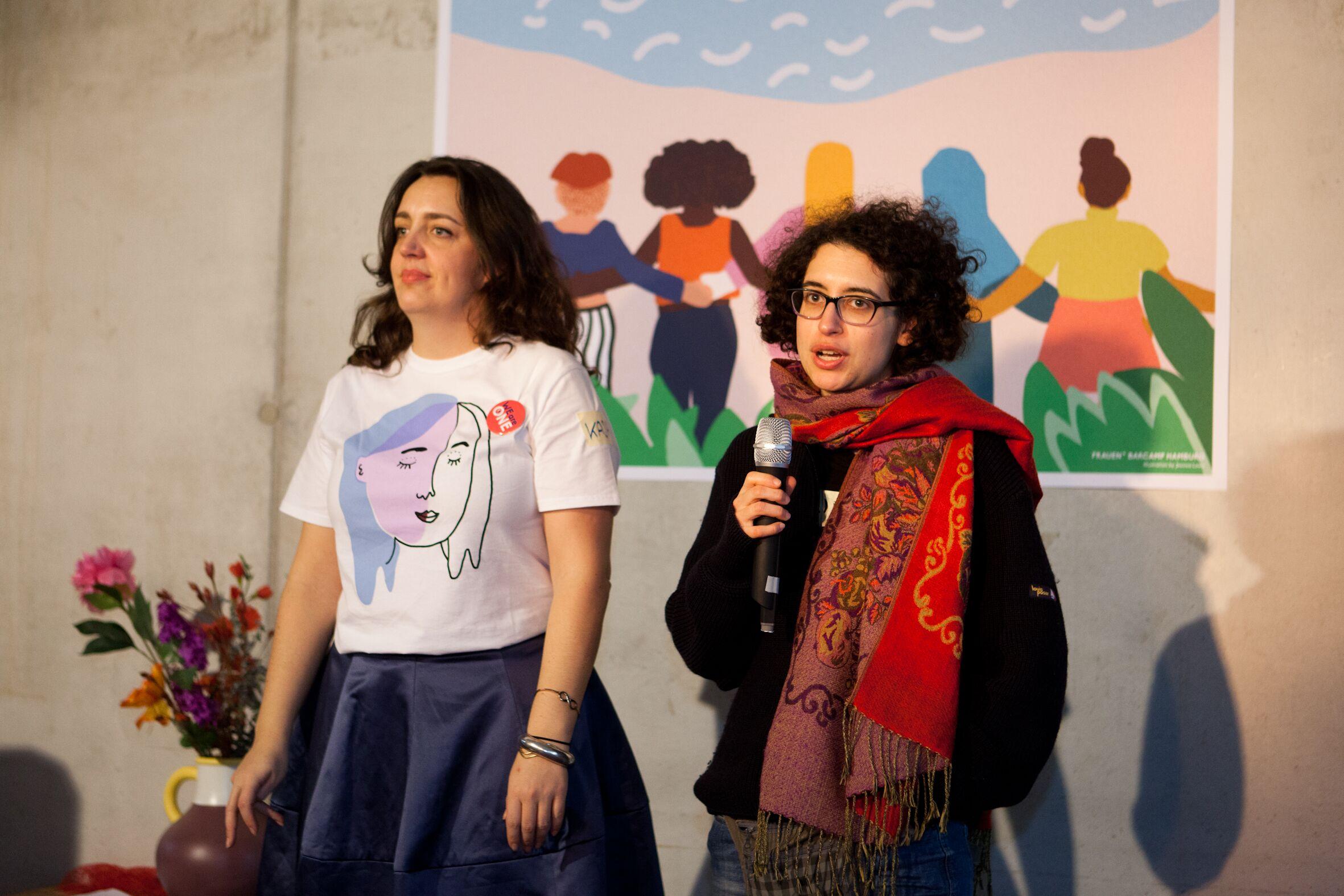 Female Empowerment im Frauen Barcamp am 23. März im Betahaus in Hamburg!