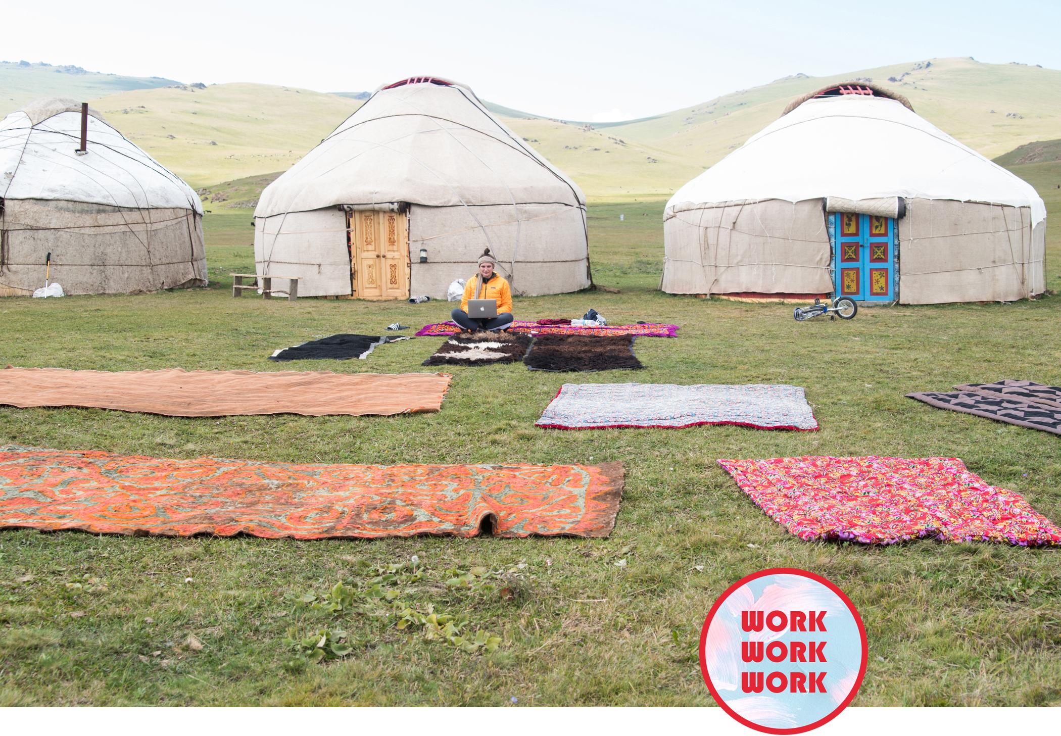 Lea-Rieck-Kirgistan