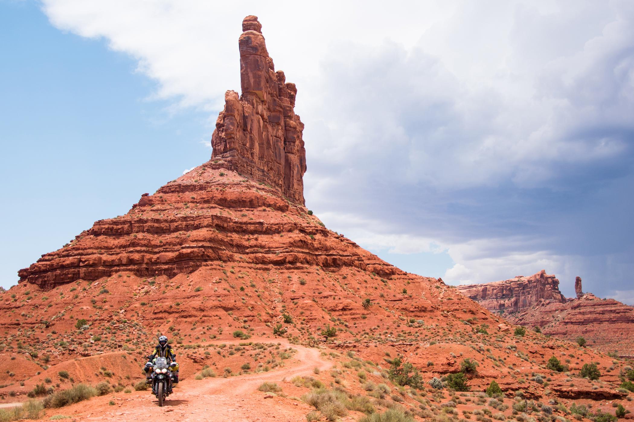 Motorradreise-USA