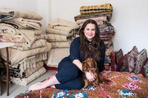 """Carolin Schuster von """"Studio Artisan"""": Dieses Teppichlabel ist fair und voller Frauenpower"""
