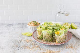 femtastics-Rezept-vegetarische-Summer-Rolls-Sommerrollen