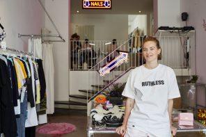 """Charissa Chioccarelli mischt mit """"Isla"""" in Berlin Nail Art mit Female Empowerment"""