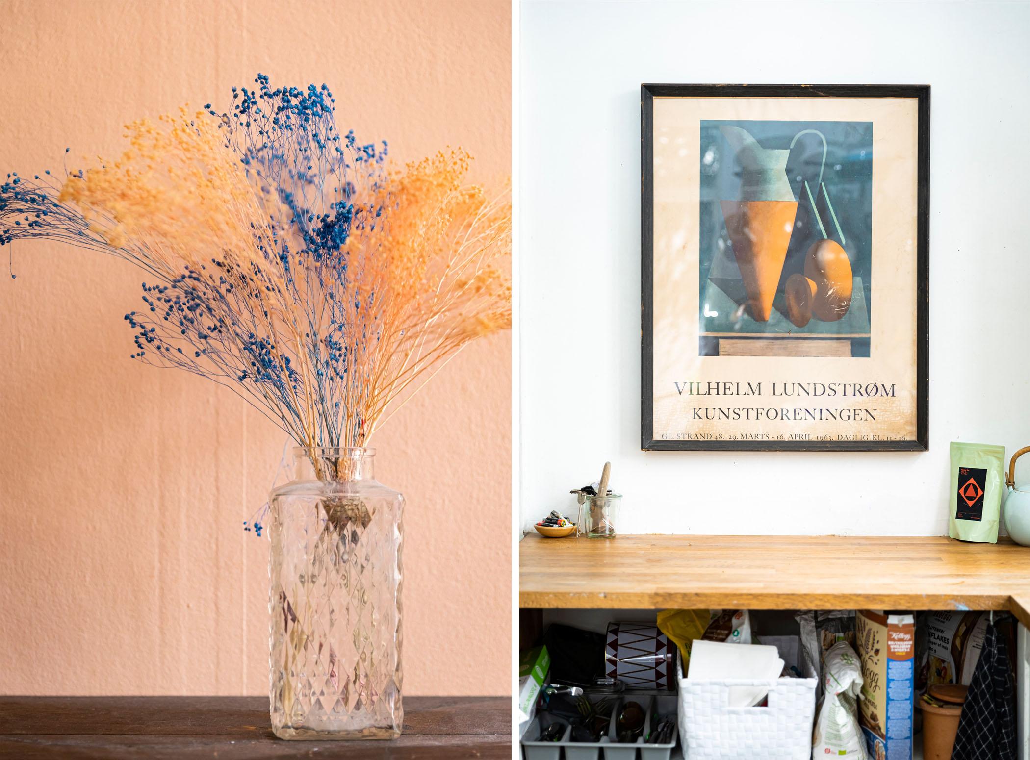 Trockenblumen-farbig