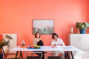 """""""Wir wollen nicht in einer Pinterest-Wohnung leben"""": So eklektisch wohnen Anni & Toar!"""
