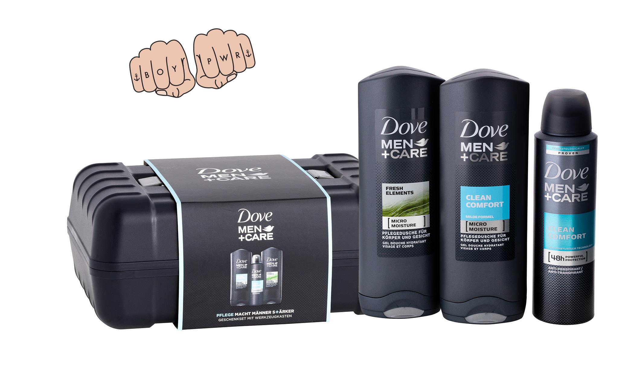 homtastics-Gewinnspiel-Dove-Men-Care