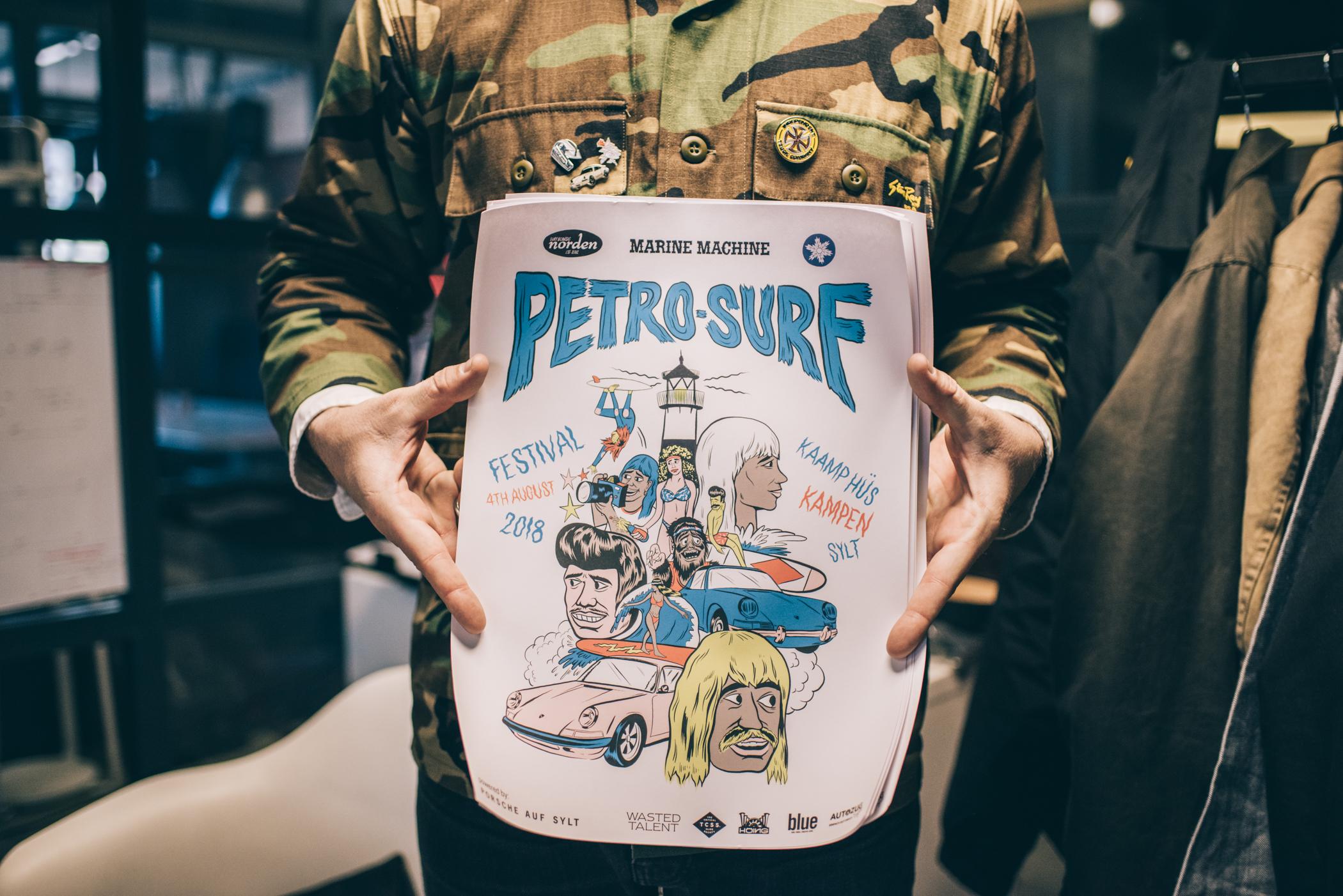 homtastics-Petro-Surf-Festival-Sylt-Poster